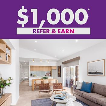 Thrive Homes Referral scheme