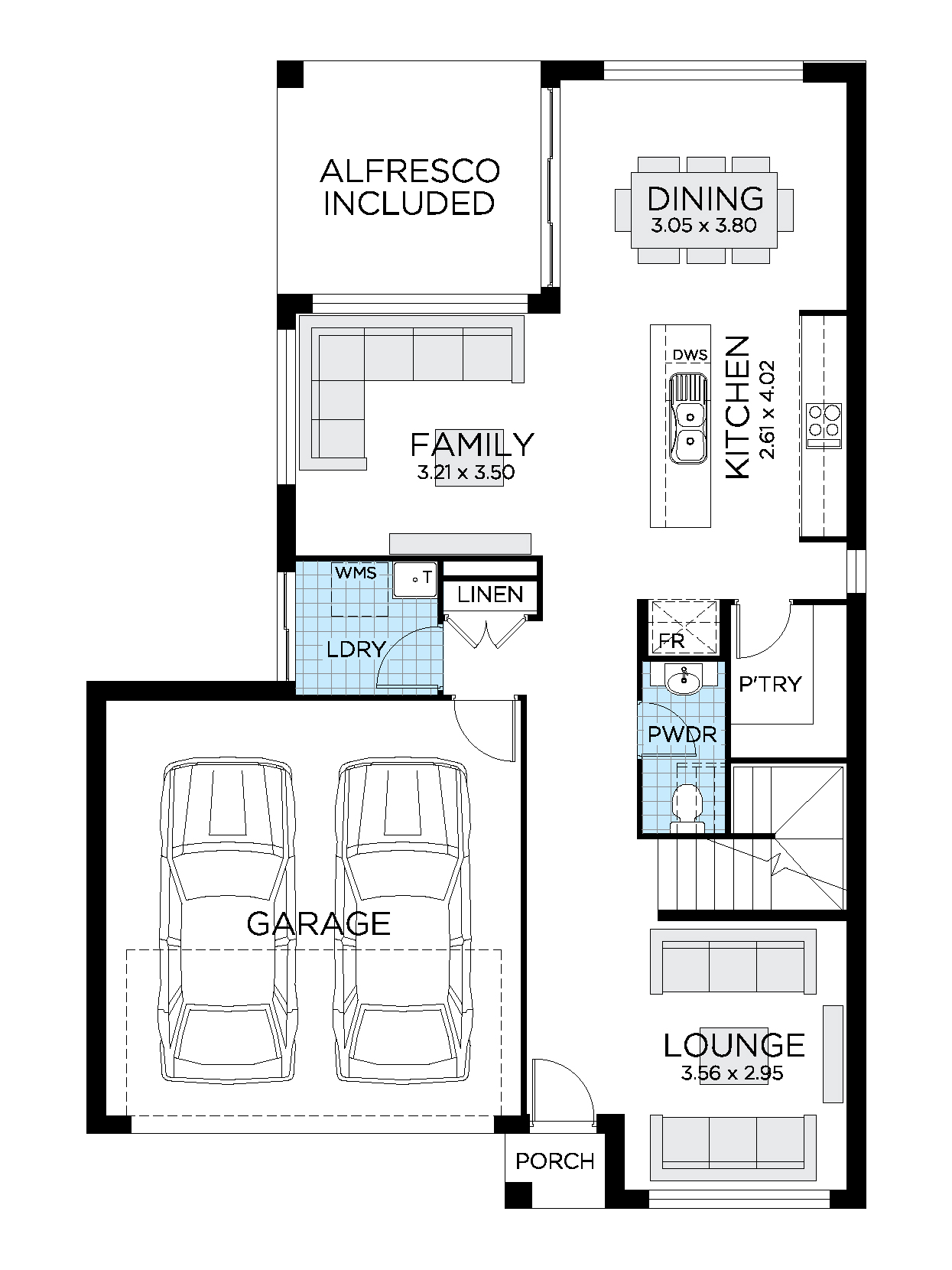 Thrive Homes Alysium 24 Ground Floor