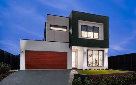 Home Designs 3 5 Bedroom Modern House Designs Thrive Homes