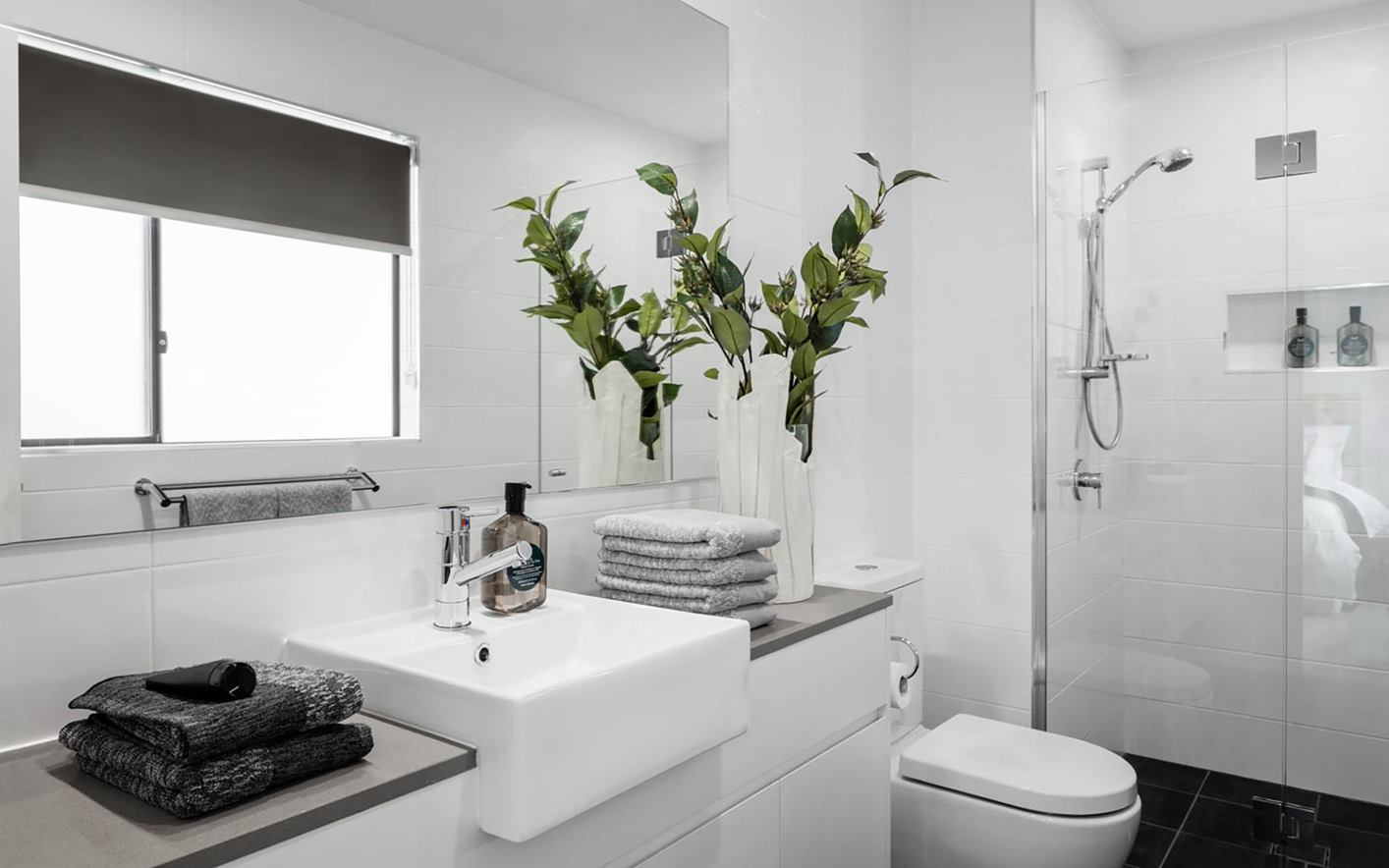 Alysium House Design Bathroom