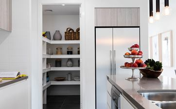 Alysium House Design Kitchen Pantry