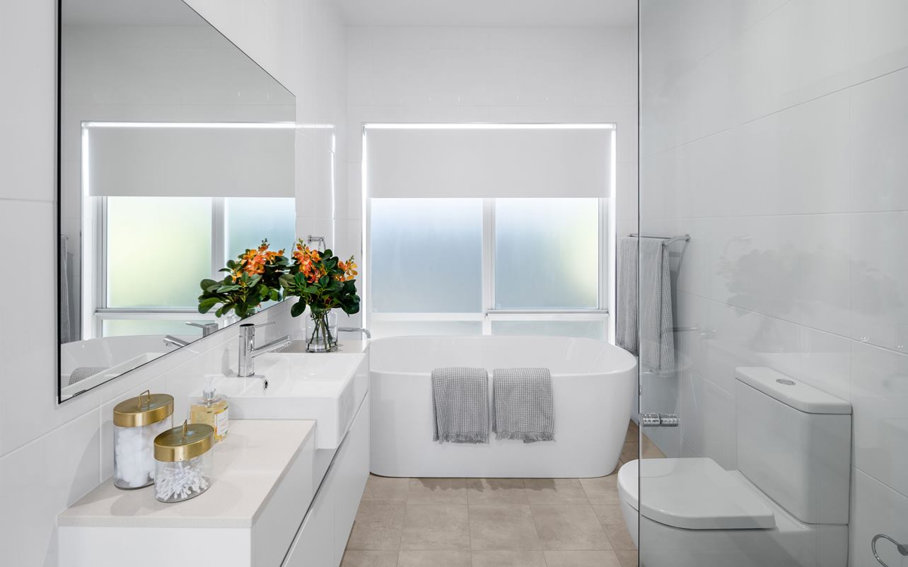 Thrive Homes Elara Display Home Bathroom