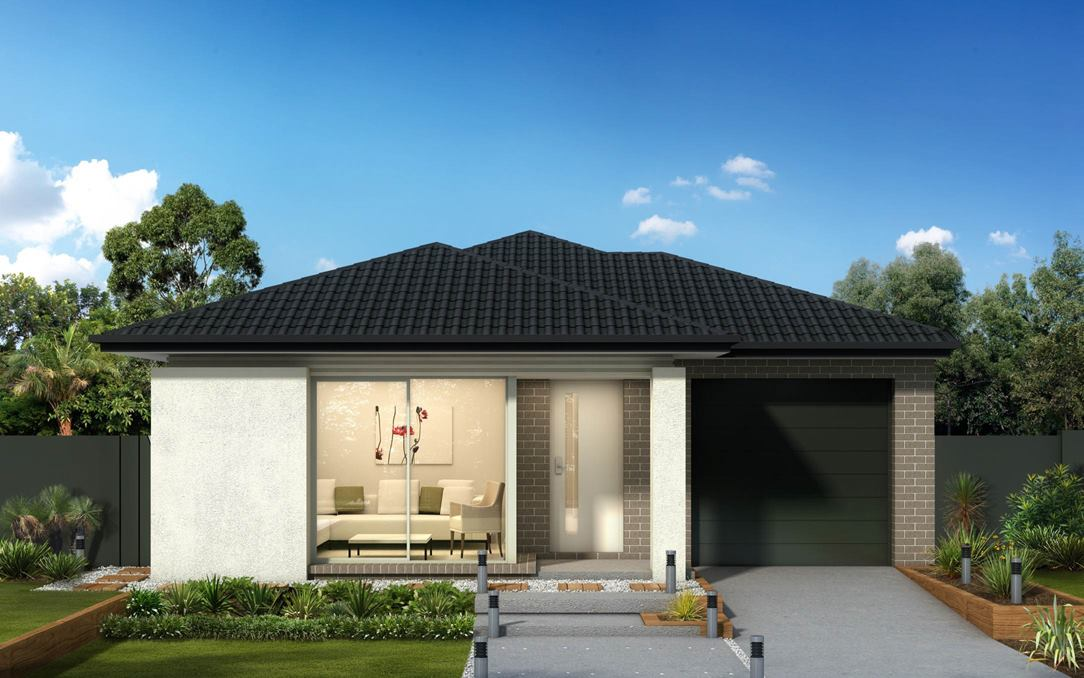 Thrive Homes Haven Home Design with Ascot Facade