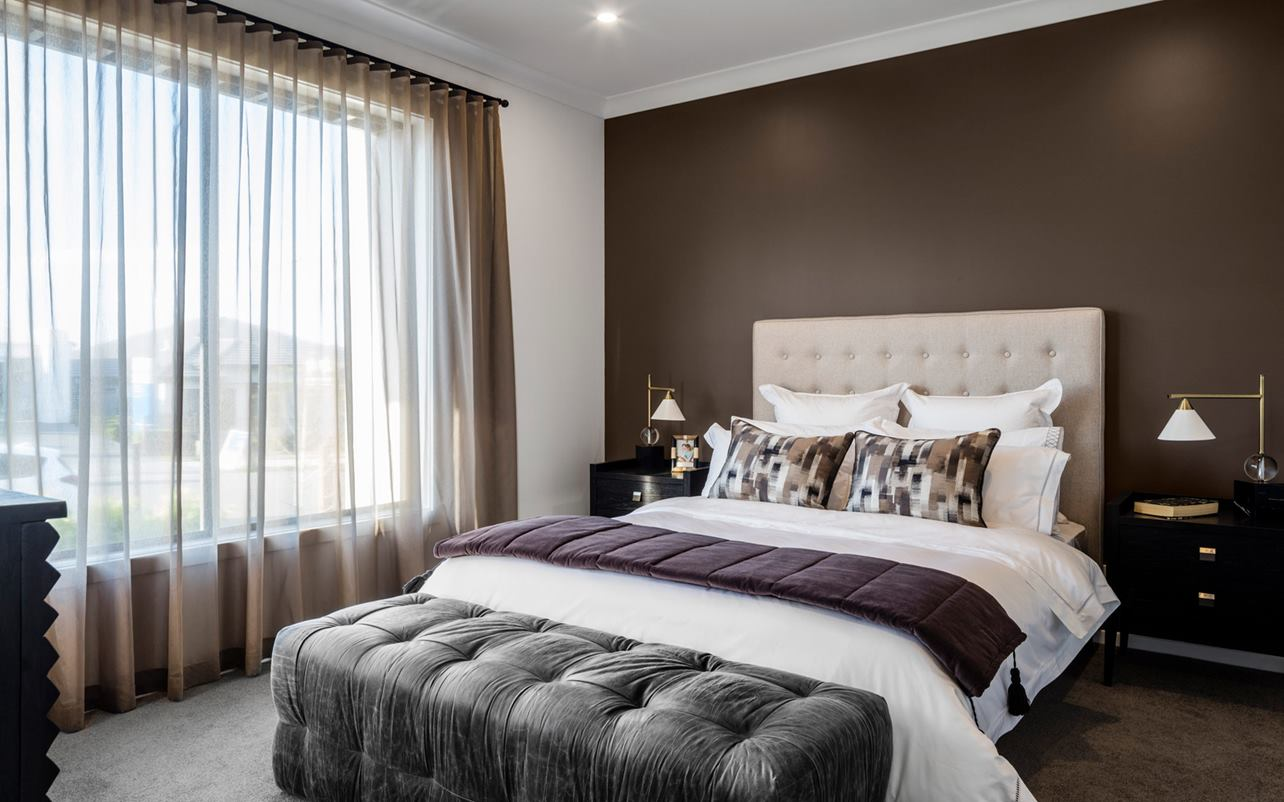 Thrive Homes Helix Home Design Master Bedroom