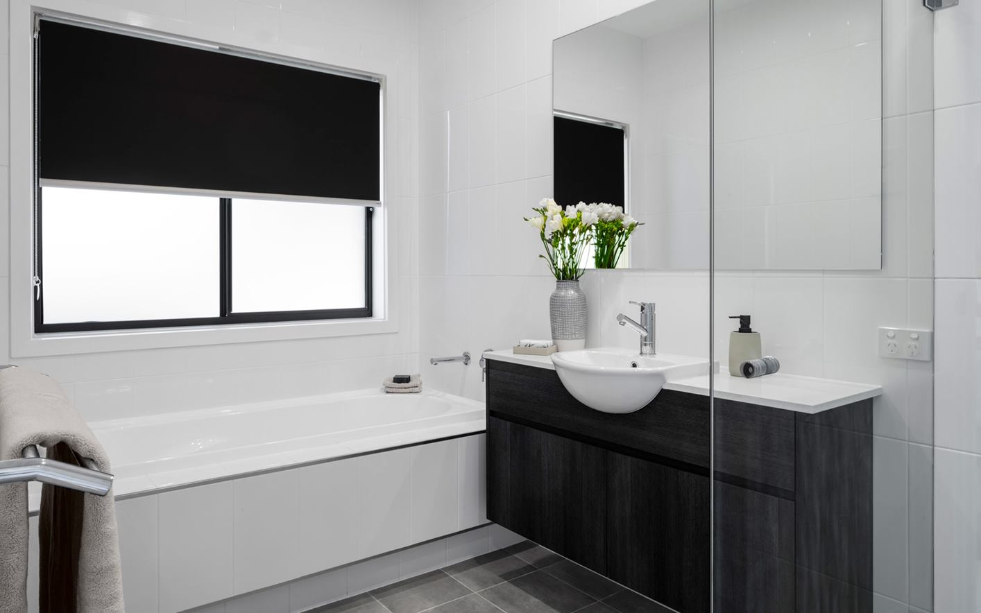 Thrive Homes Helix Home Design Bathroom