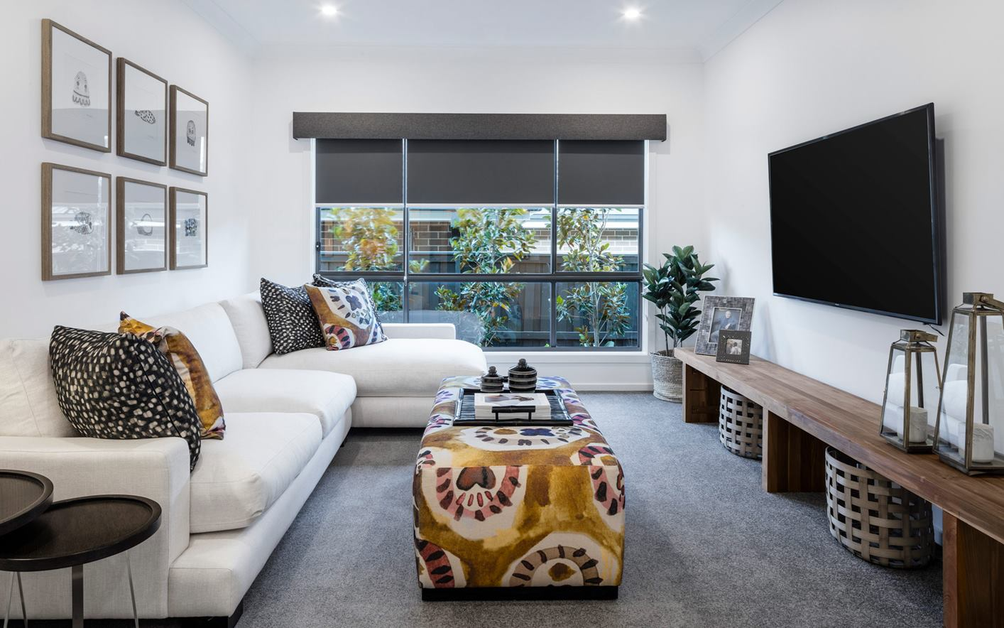 Thrive Homes Helix Home Design Private Lounge