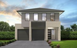 Thrive Homes Onyx House Design Vogue Facade