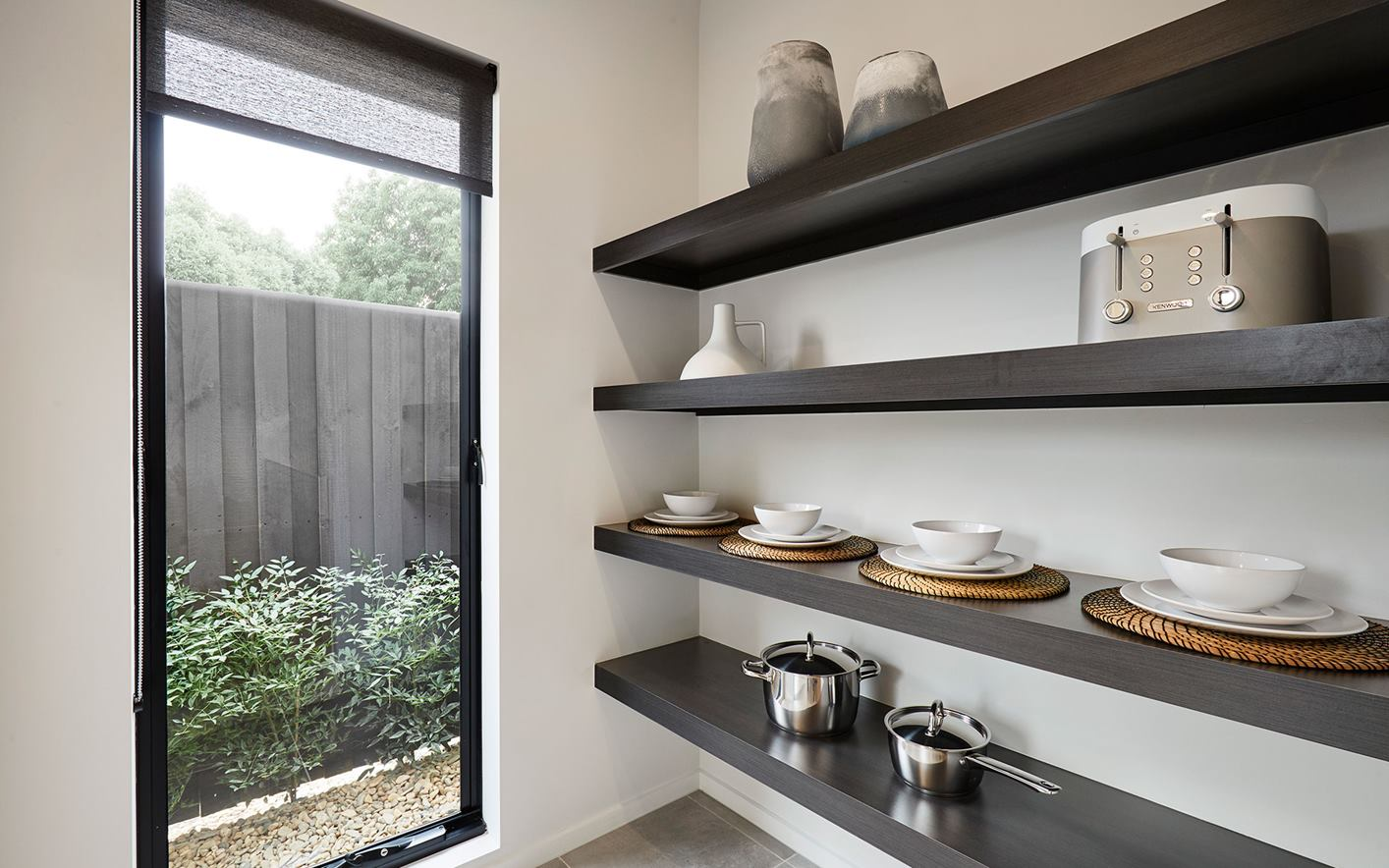 Sienna Home Design Pantry at Airds Display Village