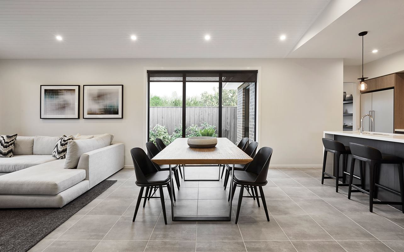 Sienna Home Design Dining at Airds Display Village