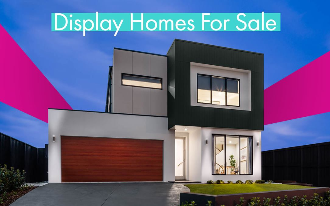Landing Page Display Homes for sale