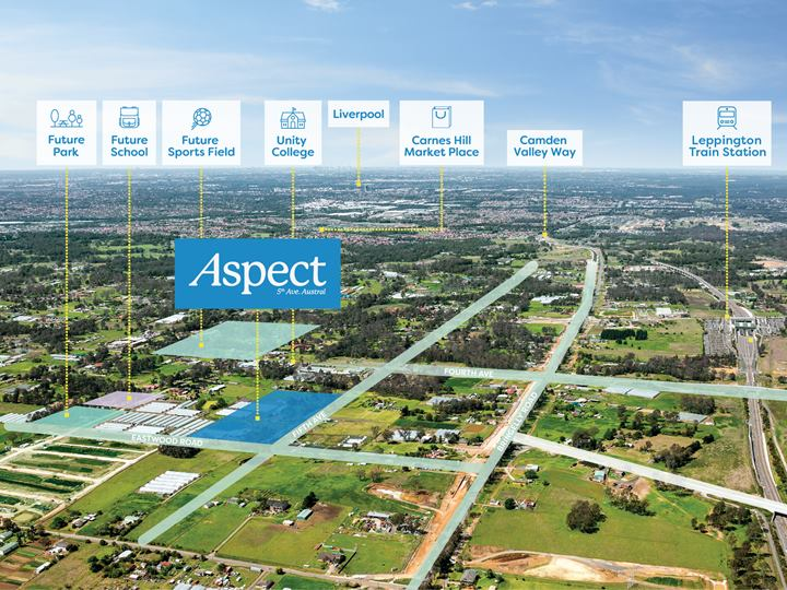 Aspect estate austral