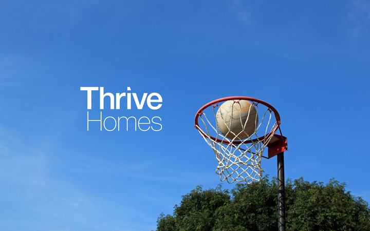 Thrive Homes Sponsors Netball NSW
